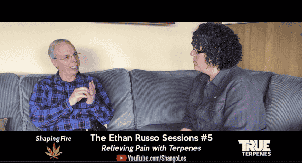 russo and shango talk terpenes